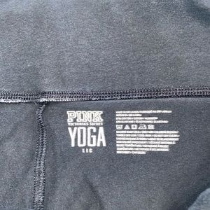 PINK Victoria's Secret Pants & Jumpsuits - Pink vs yoga pants